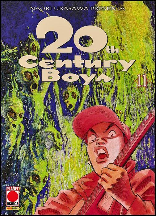 20TH CENTURY BOYS #    11 3A RISTAMPA