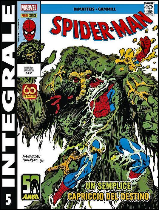 MARVEL INTEGRALE - SPIDER-MAN - J.M. DeMATTEIS #     5