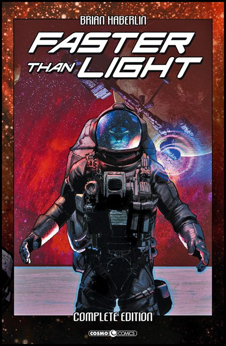 COSMO COMICS #   118 - FASTER THAN LIGHT - COMPLETE EDITION