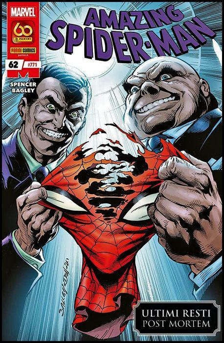 UOMO RAGNO #   771 - AMAZING SPIDER-MAN 62
