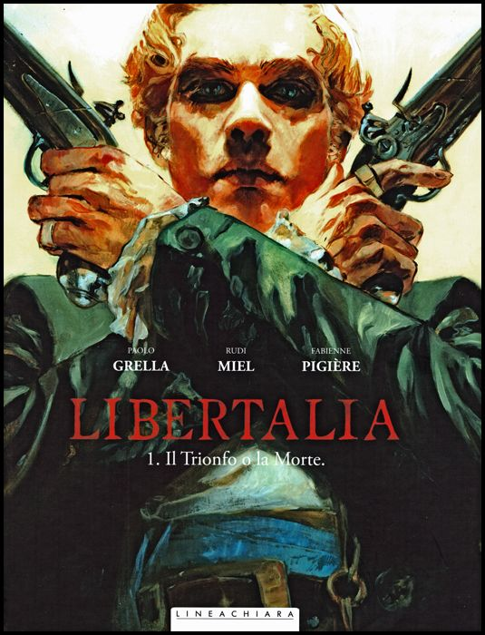 LIBERTALIA #     1: IL TRIONFO O LA MORTE