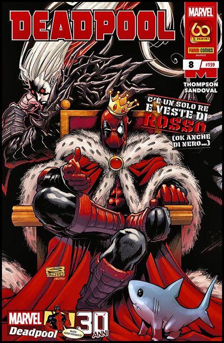 DEADPOOL #   159 - DEADPOOL 8 - KING IN BLACK