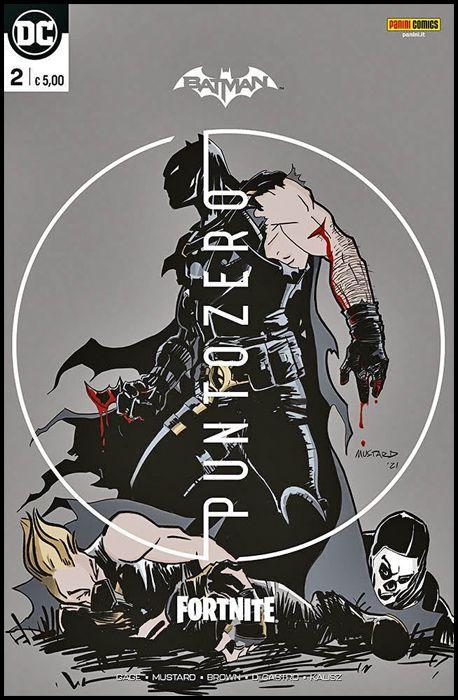 BATMAN/FORTNITE: PUNTO ZERO #     2 - PREMIUM VARIANT