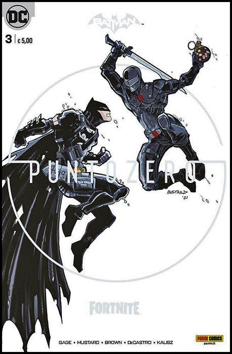 BATMAN/FORTNITE: PUNTO ZERO #     3 - PREMIUM VARIANT