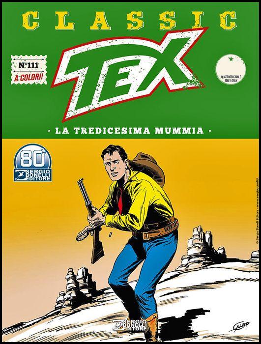 TEX CLASSIC #   111: LA TREDICESIMA MUMMIA