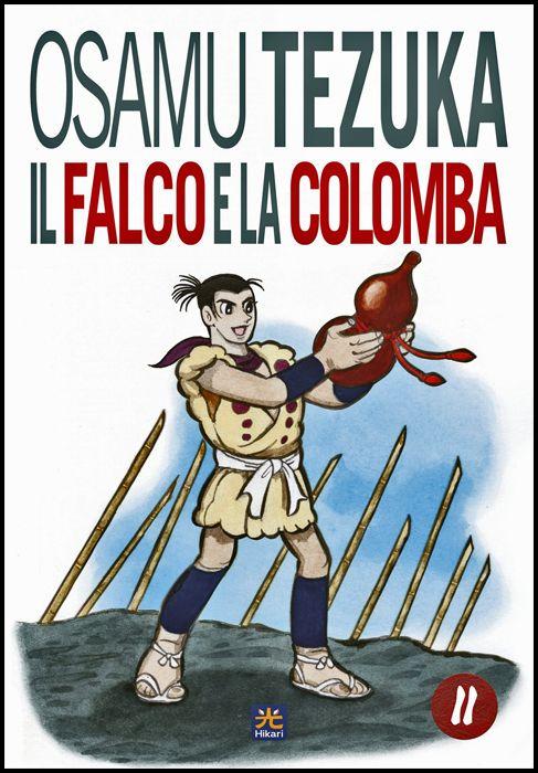 IL FALCO E LA COLOMBA #     2