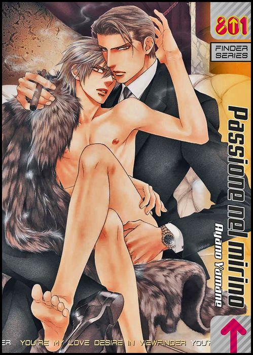 FINDER #     6: PASSIONE NEL MIRINO - YOU'RE MY LOVE DESIRE IN VIEWFINDER - EDIZIONE DELUXE CON BOOKLET