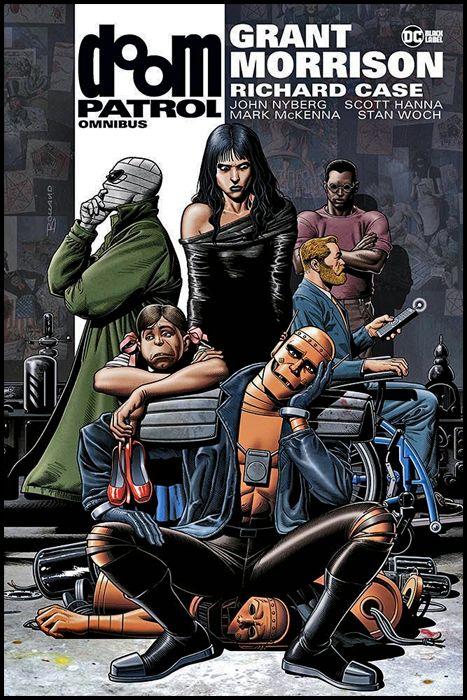 DC BLACK LABEL OMNIBUS - DOOM PATROL DI GRANT MORRISON