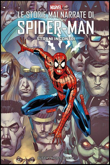 MARVEL GEEKS - LE STORIE MAI NARRATE DI SPIDER-MAN #     2: STRANI INCONTRI