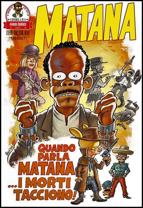 IL MONDO DI RAT-MAN #      10 - MATANA 4