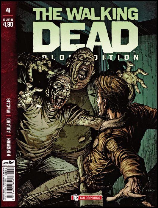 WALKING DEAD COLOR EDITION #     4