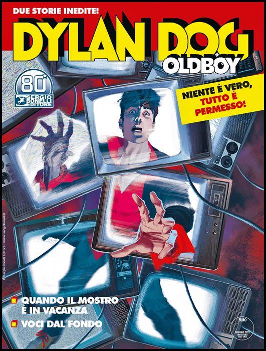 DYLAN DOG MAXI #    45 - OLDBOY 7: QUANDO IL MOSTRO È IN VACANZA - VOCI DAL FONDO