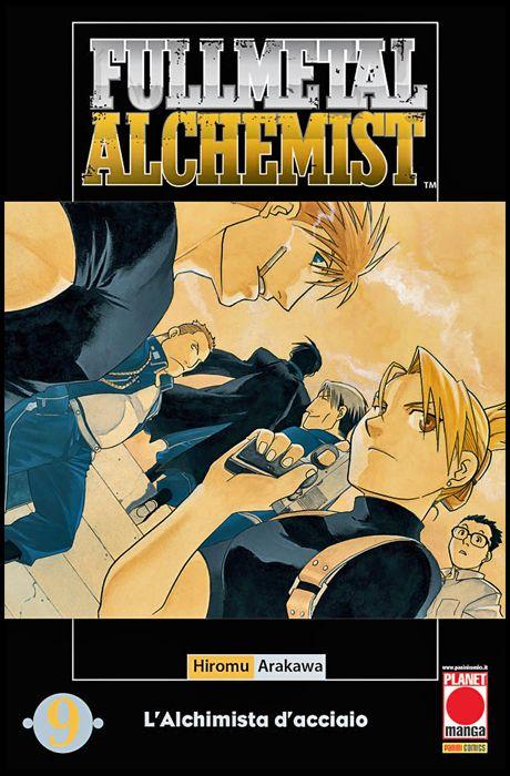 FULLMETAL ALCHEMIST #     9 - 5A RISTAMPA