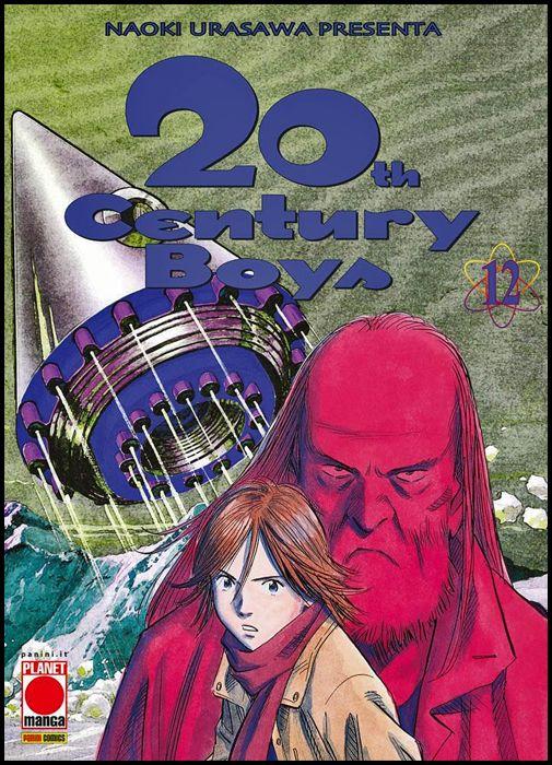 20TH CENTURY BOYS #    12 3A RISTAMPA