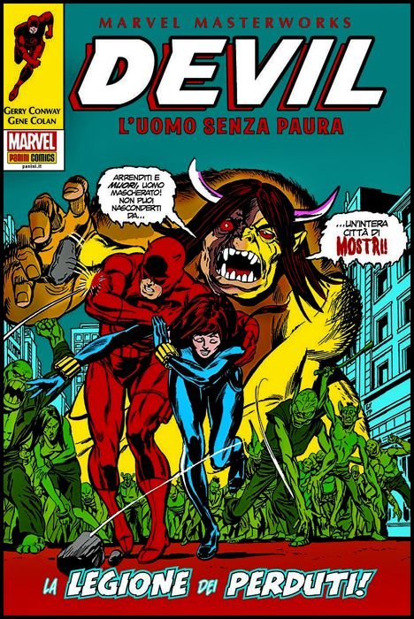 MARVEL MASTERWORKS - DEVIL  9