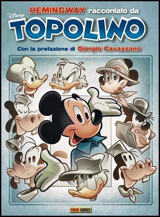 DISNEY SPECIAL EVENTS #    24 - TOPOLIBRO - HEMINGWAY RACCONTATO DA TOPOLINO