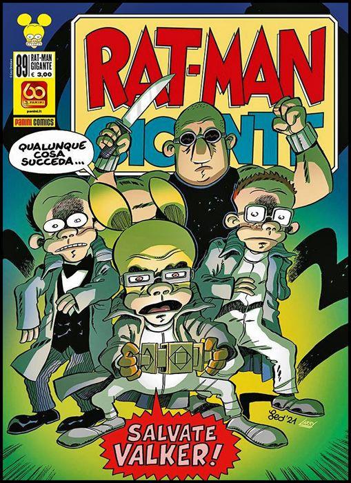 RAT-MAN GIGANTE #    89: SALVATE VALKER!