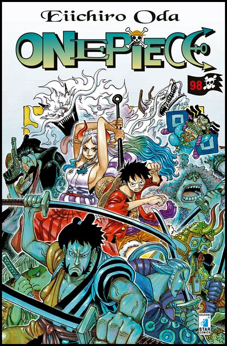 YOUNG #   324 - ONE PIECE 98