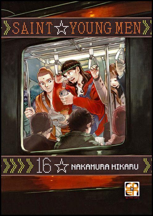 KAMI COLLECTION #     7 - SAINT YOUNG MEN 16