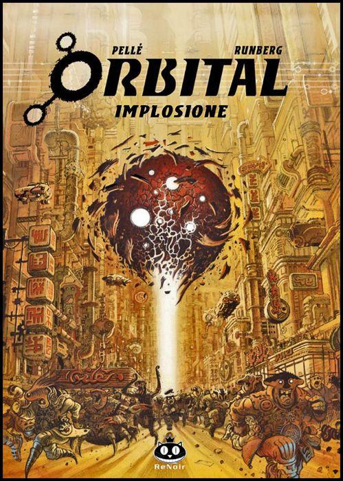 ORBITAL #     4: IMPLOSIONE