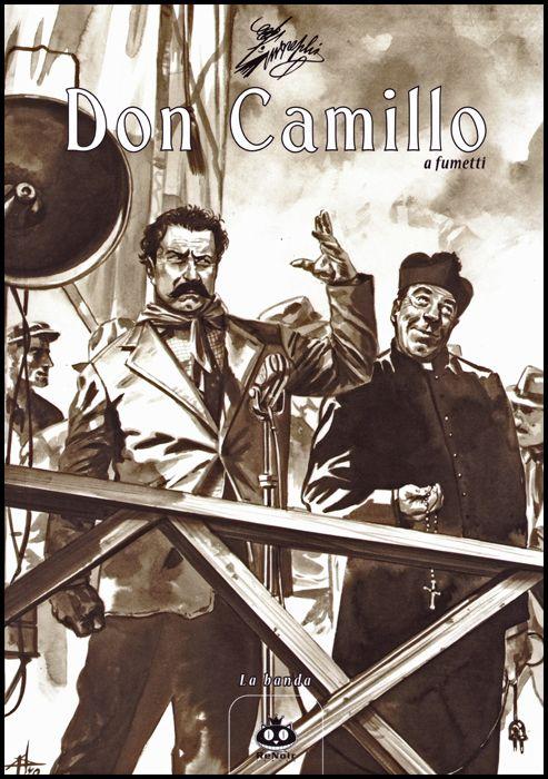 DON CAMILLO #    20: LA BANDA