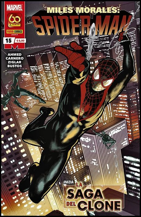 MILES MORALES: SPIDER-MAN #    15