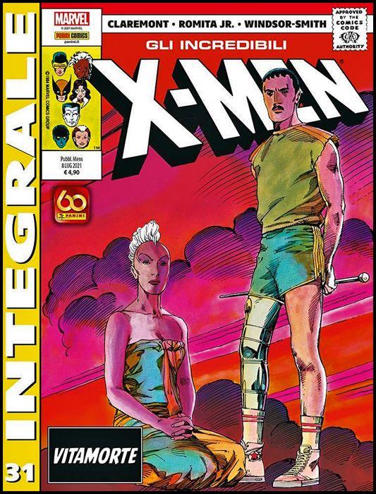MARVEL INTEGRALE - X-MEN #    31