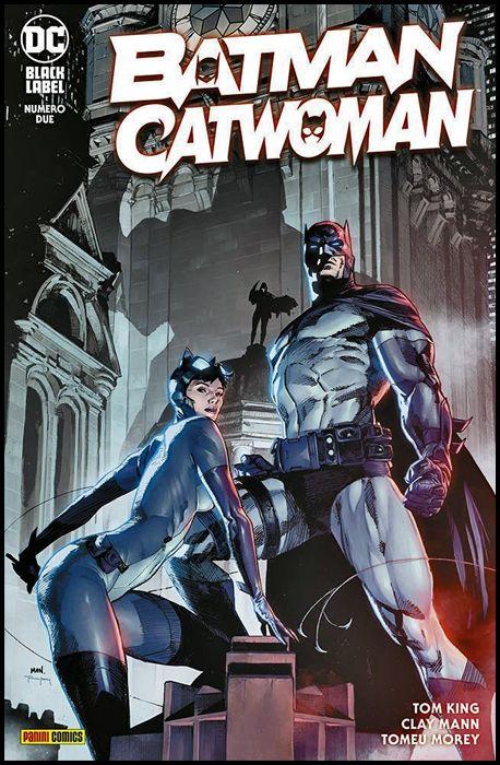 BATMAN/CATWOMAN #     2 - BLACK LABEL