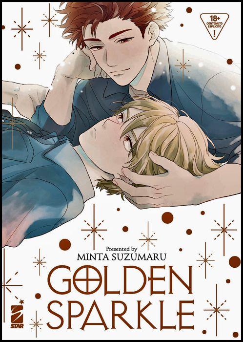 QUEER #    12 - GOLDEN SPARKLE