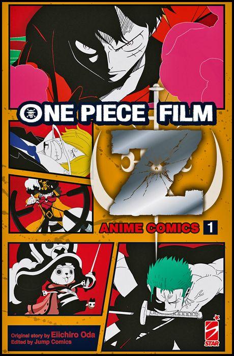 ONE PIECE Z: IL FILM - ANIME COMICS #     1