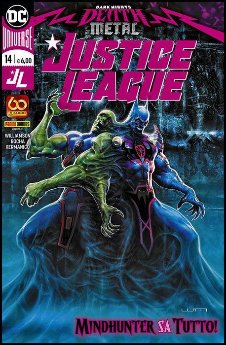 JUSTICE LEAGUE #    14 - BATMAN: DEATH METAL