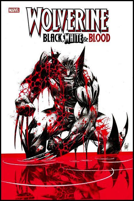MARVEL GIANTS - WOLVERINE: BLACK, WHITE & BLOOD