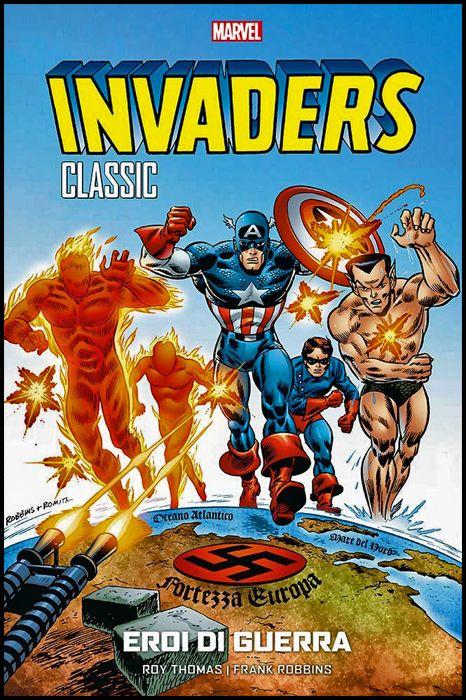 MARVEL GEEKS - INVADERS CLASSIC #     1: EROI DI GUERRA
