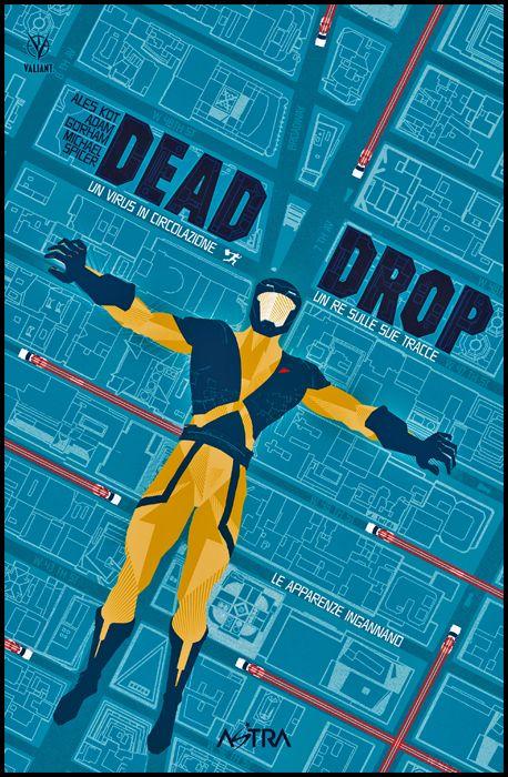 VALIANT #   145 - DEAD DROP