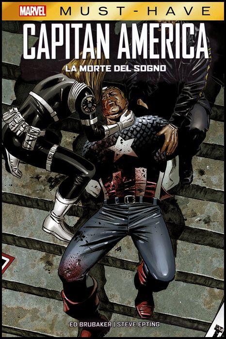 MARVEL MUST-HAVE #    30 - CAPITAN AMERICA: LA MORTE DEL SOGNO