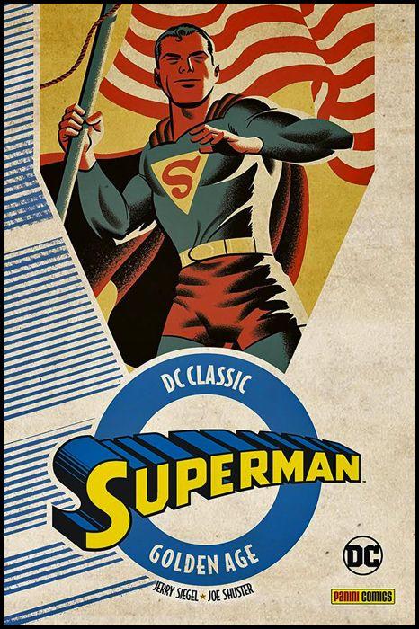 DC CLASSIC GOLDEN AGE - SUPERMAN #     1