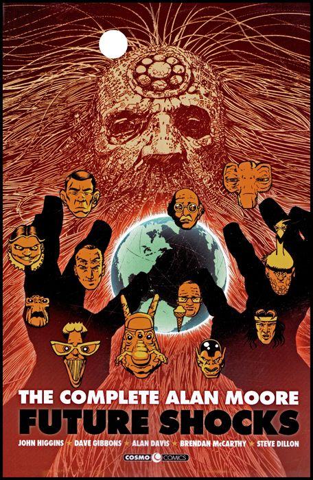 COSMO COMICS #     5 - THE COMPLETE ALAN MOORE FUTURE SHOCK - NUOVA EDIZIONE
