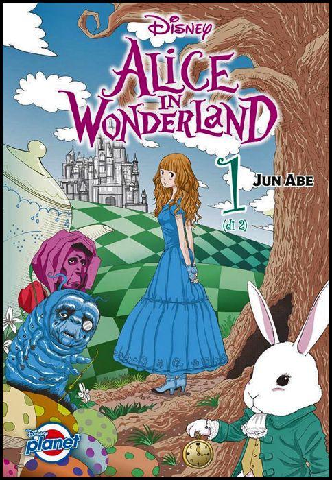 PLANET DISNEY #    28 - ALICE IN WONDERLAND 1