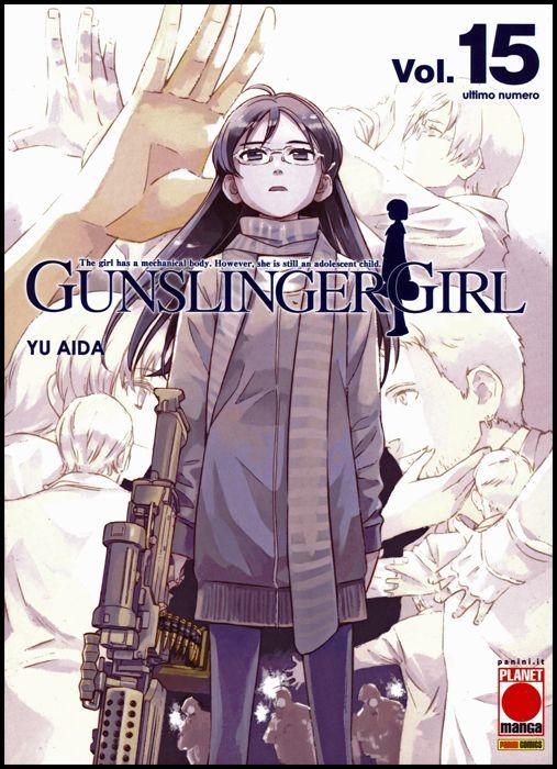 GUNSLINGER GIRL #    15