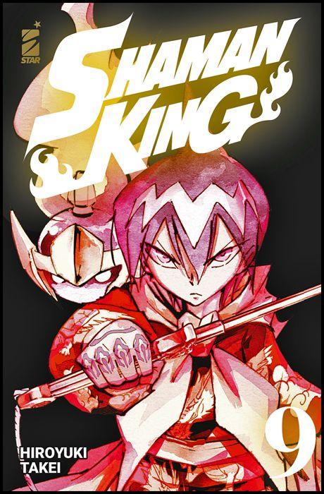 SHAMAN KING  FINAL EDITION #     9