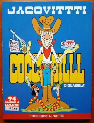 I GRANDI COMICI DEL FUMETTO #     1: COCCOBILL