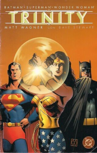 BATMAN / SUPERMAN / WONDER WOMAN - TRINITY #     1