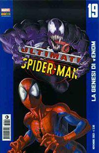 ULTIMATE SPIDER-MAN #    19: LA GENESI DI VENOM