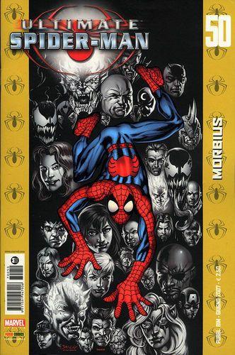 ULTIMATE SPIDER-MAN #    50: MORBIUS