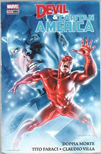 COMICS USA #    18 - DEVIL / CAPITAN AMERICA: DOPPIA MORTE A COLORI