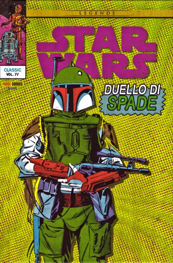 STAR WARS CLASSIC #     4: DUELLO DI SPADE - LEGENDS