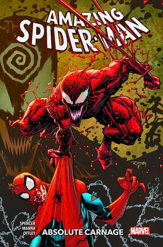 MARVEL COLLECTION - AMAZING SPIDER-MAN 3A SERIE #     6: ABSOLUTE CARNAGE