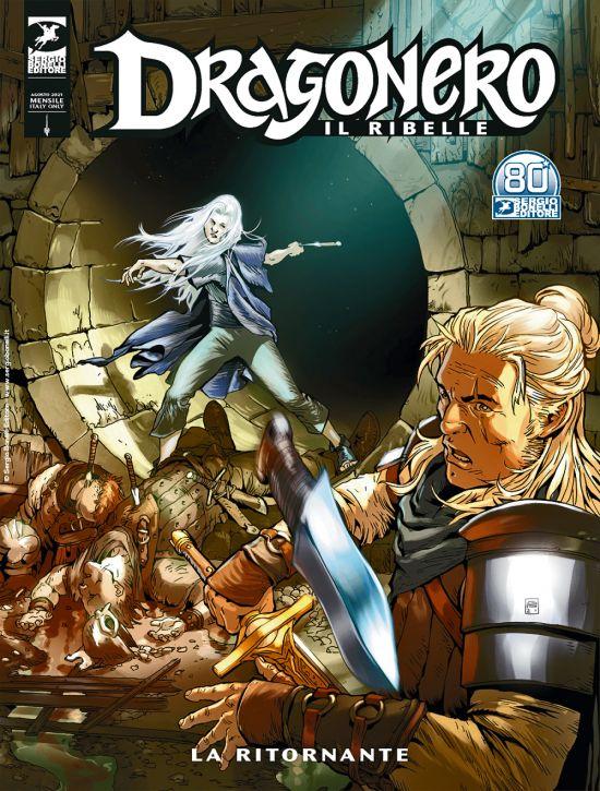 DRAGONERO #    99 - DRAGONERO IL RIBELLE 22: LA RITORNANTE