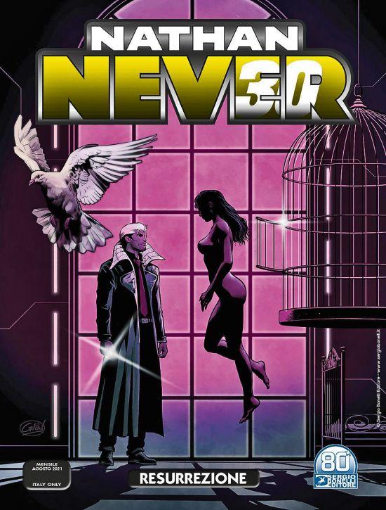 NATHAN NEVER #   363: RESURREZIONE