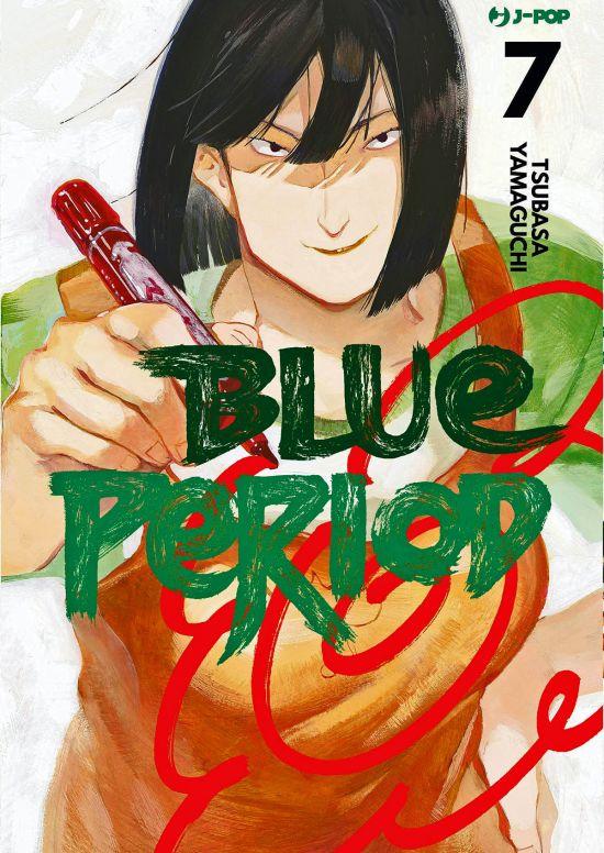 BLUE PERIOD #     7